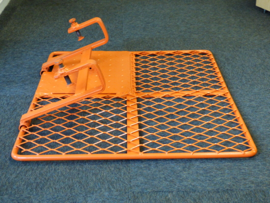 Ladder trap doors now available