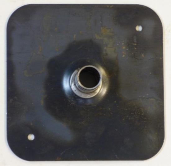 Rounded Corner Base Plates make for safer handling!
